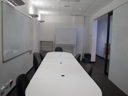 Study Room 1 - Morris Miller Library