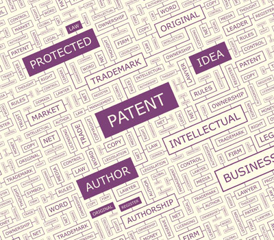 Words about patents and ideas