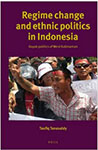 Book Cover | Regime change and ethnic politics in Indonesia