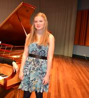 Student Profile | Students on song at Festival of Voices