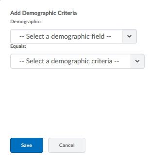 Demographic Data 5