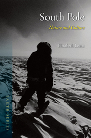 Book cover of South Pole Nature and Culture