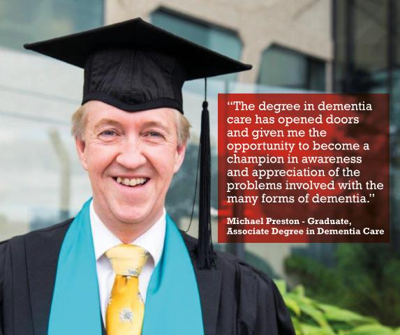 Graduate – Michael Preston