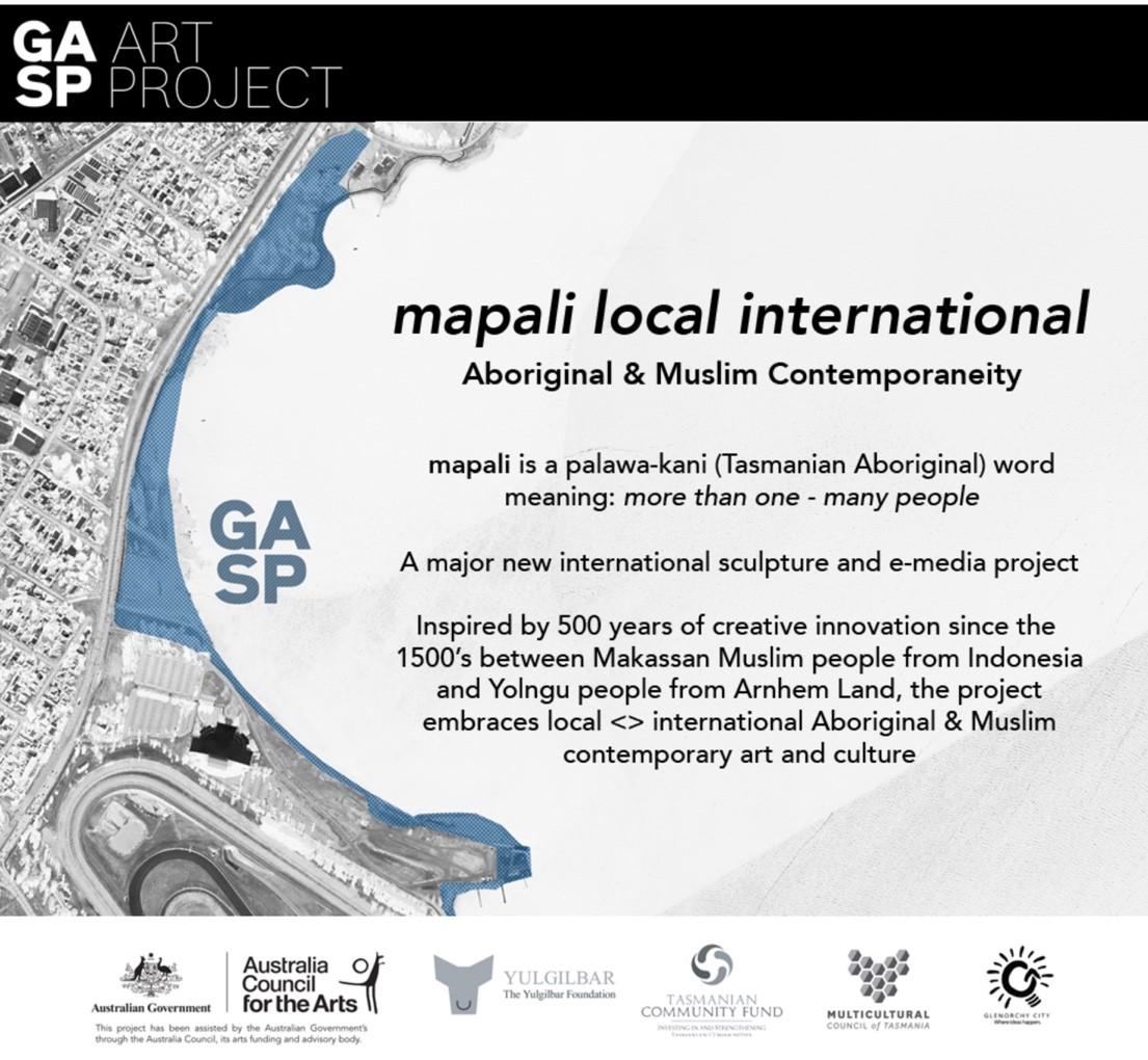 GASP Art Project