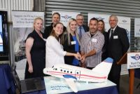 Medical students flying high thanks to RFDS scholarships