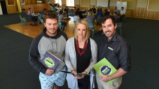 Short course success for future rural youth leaders