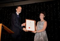 Alumni recognised for contributing to their respective 'place'