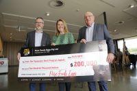 Devilish idea supports University of Tasmania Research