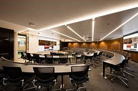 Harvard Lecture Rooms