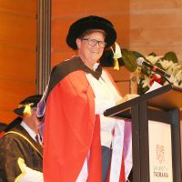 Paramedic education and clinical practice honoured in Sydney graduations