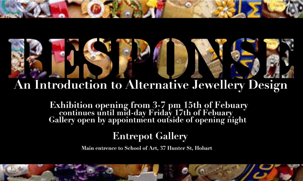 Response Exhibition Invite