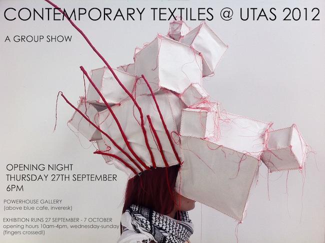 Group Contemporary Textiles Show