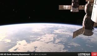 Webcam Recordings: ISS