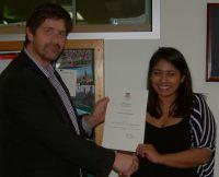 Inaugural Peter W Smith CSL Postgraduate Prize awarded to Lavenia Ratnarajah