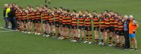 Double win for University football teams