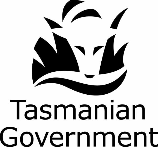 Tasmanian Government logo