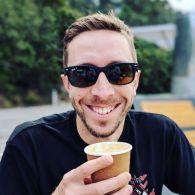 Photograph of Joel Scanlan