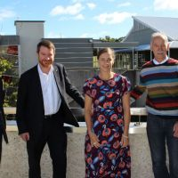Australian Ambassador to Republic of Ireland visits Cradle Coast Campus