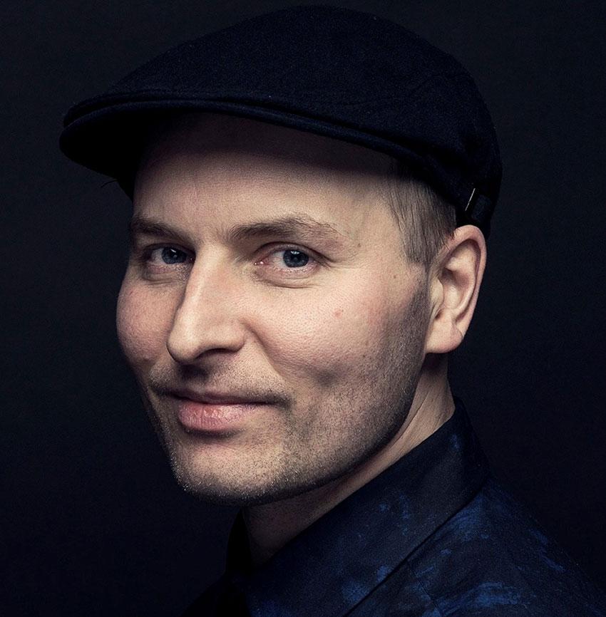 Arts Forum - Petri Saarikko