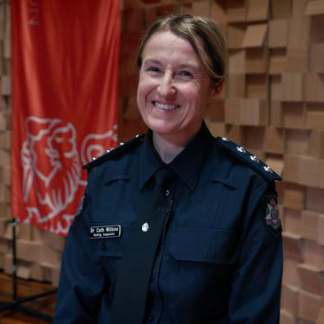 Upskilling to be better leaders | Victoria Police's University of Tasmania connection