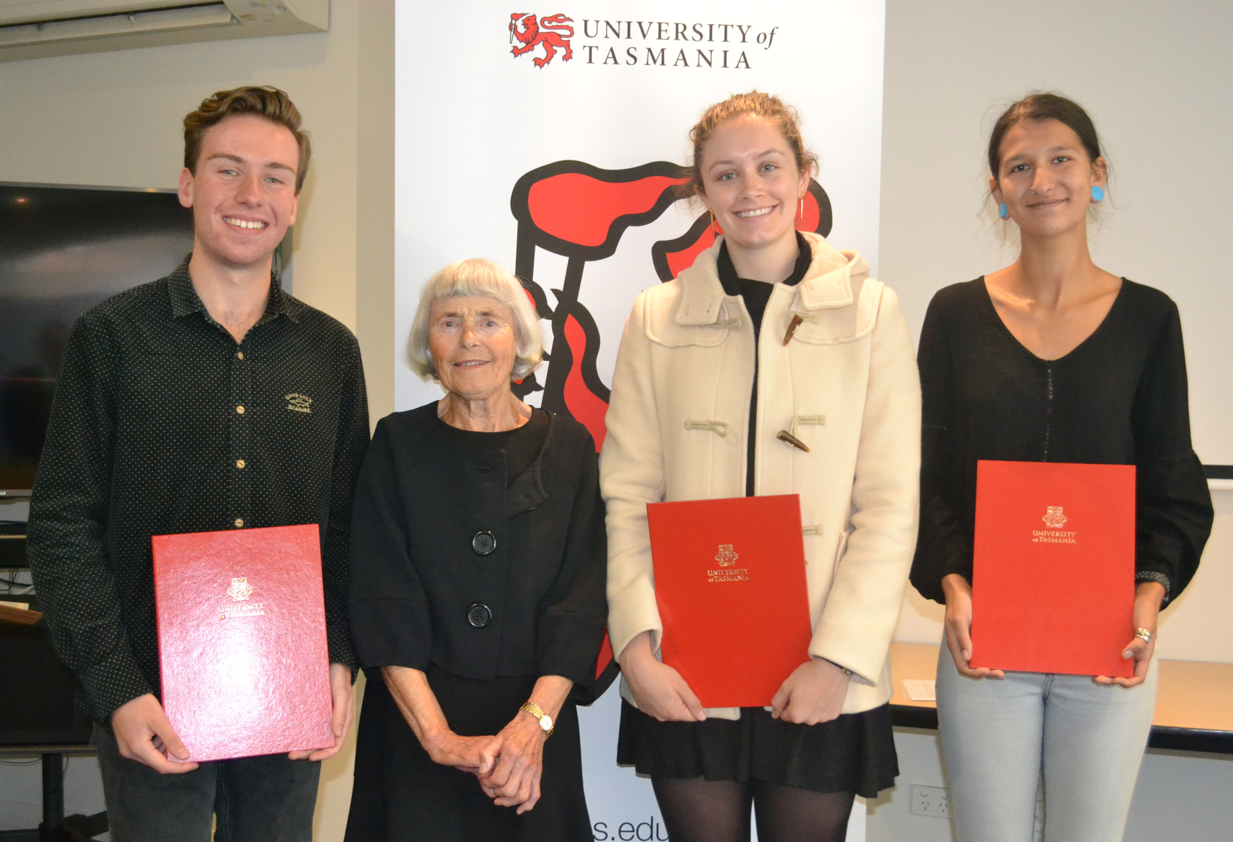 Legacy scholarships back students to continue studies in law and dementia research