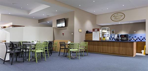 Emmerton Park coffee shop