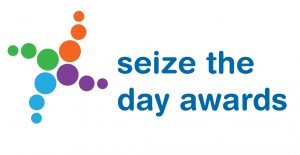 Master's student, Kate Spencer, wins a Seize the Day Scholarship