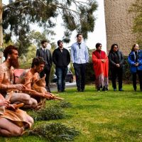 Indigenous Cultural Exchange students welcomed