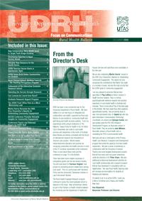CRH Bulletin December 2005
