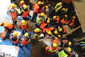 2015 Emergency Skills Scene
