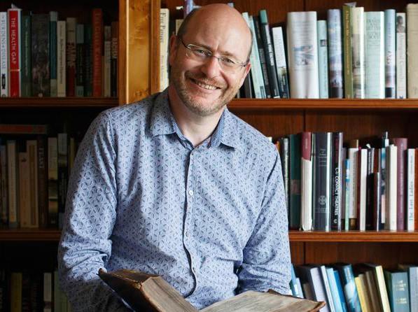Professor Hamish Maxwell-Stewart