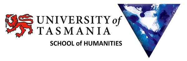 University of Tasmania, School of Humanities logo