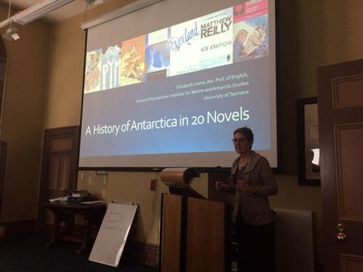 A History of Antarctica in 20 Novels