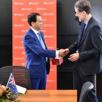 Ambassador of China meets the Vice-Chancellor