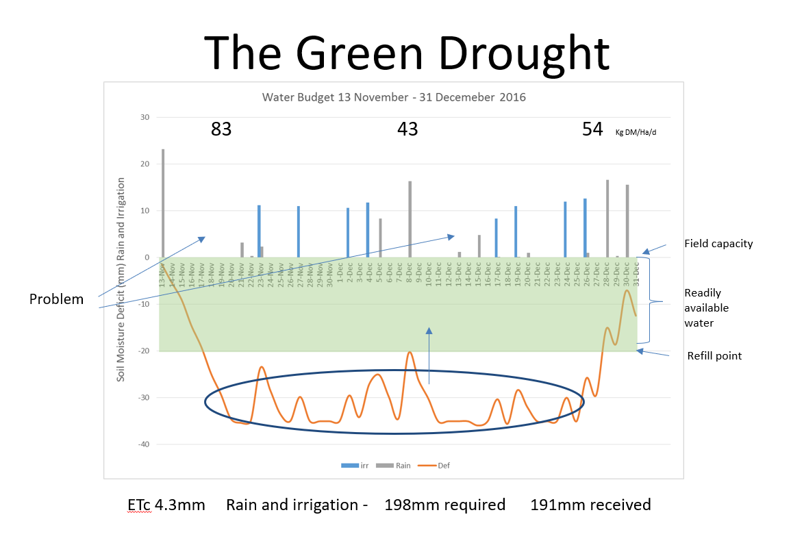 green drought