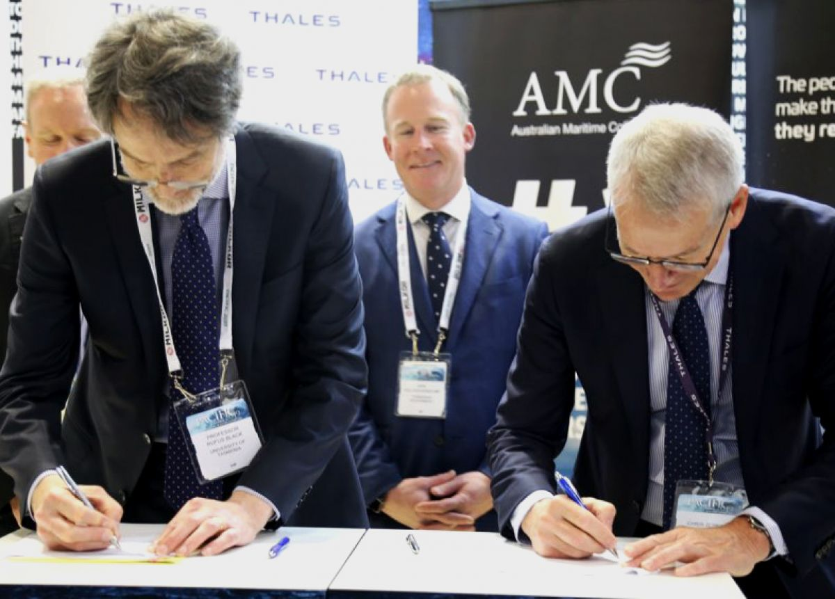Amc And Thales Australia Join Forces In Defence Precinct
