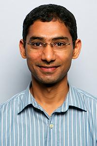 Vishnu Headshot