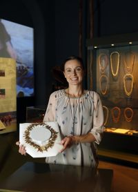 Fellowship supports research into destruction of ancient Tasmanian rock art