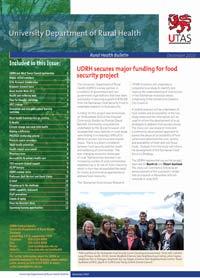 CRH Bulletin December 2010