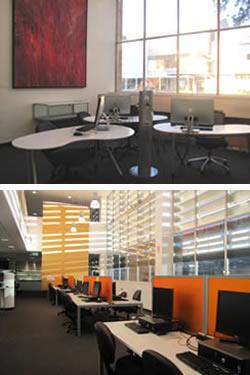 Level 2 Learning Hub - Morris Miller Library