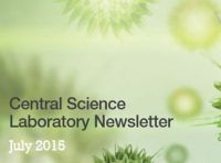 CSL Newsletter July 2015 edition