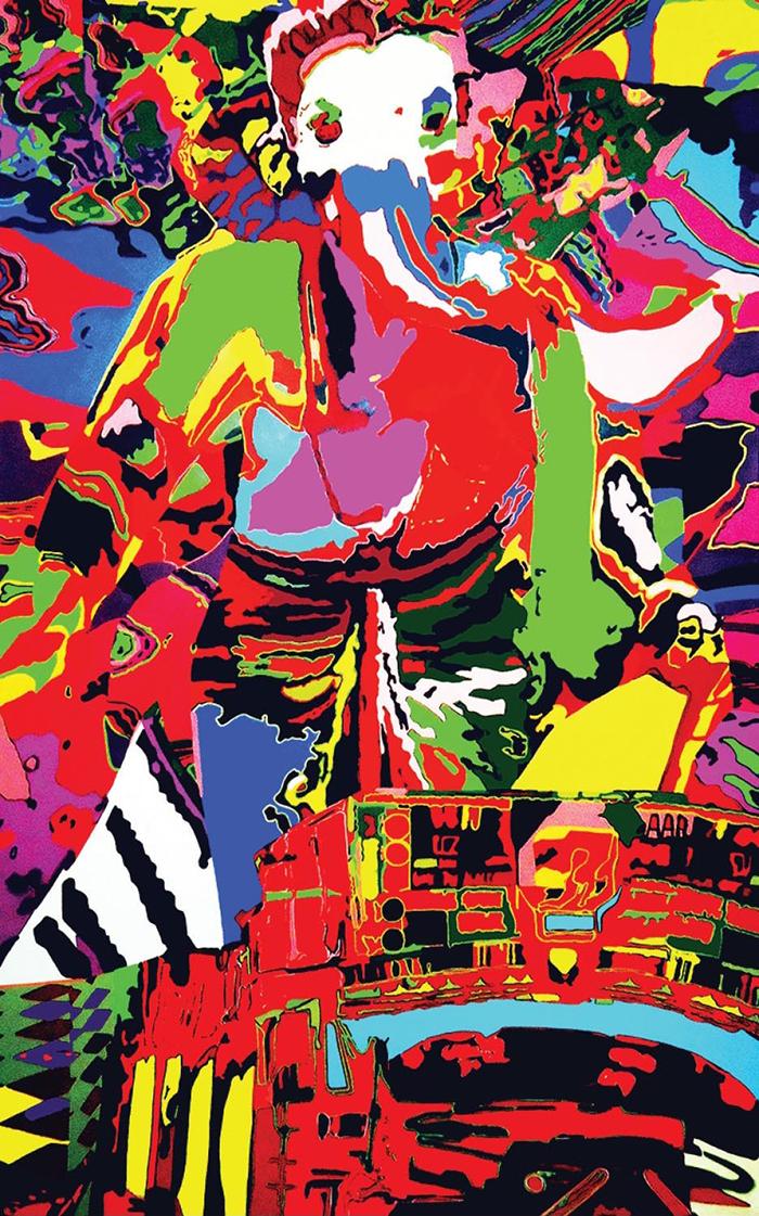 Deepti Gupta - Artist-in-Residence
