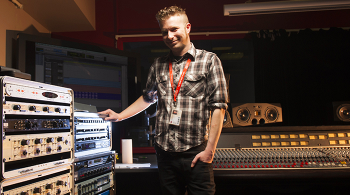 Julian Black, Bachelor of Music graduate, YouTube video