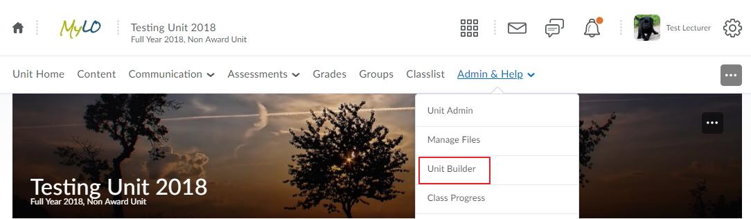 unit builder 2