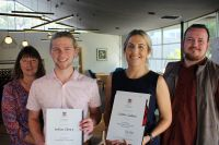 Sue Napier awards inspire future leaders