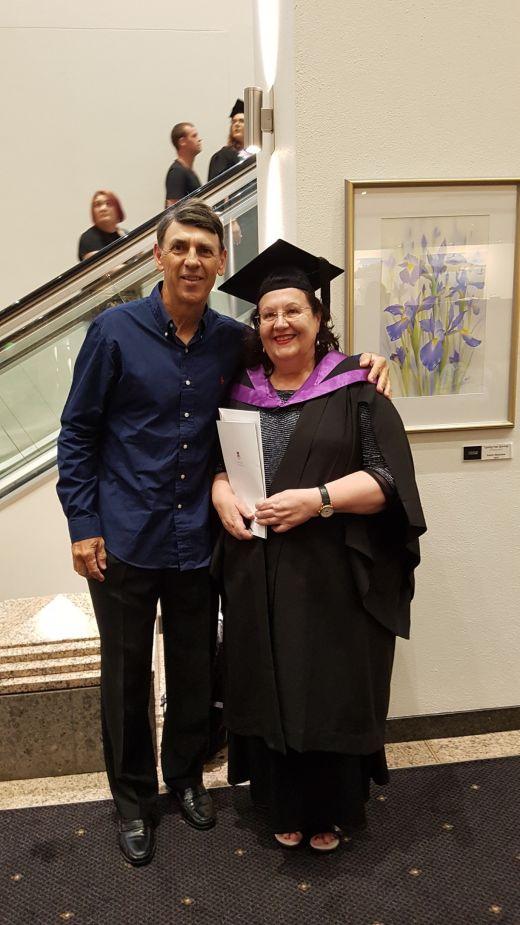 Wicking Centre Dementia Education program has lasting impact on Carmen