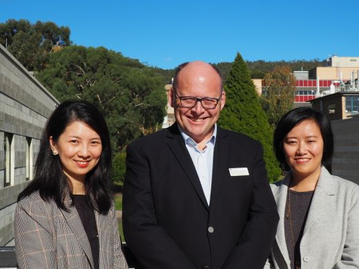 Alumna expertise drives TSBE's WeChat launch