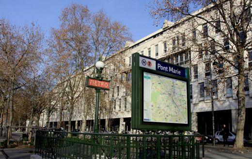 Artists to live the Paris dream