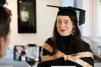 A momentous year for one of our newest graduates