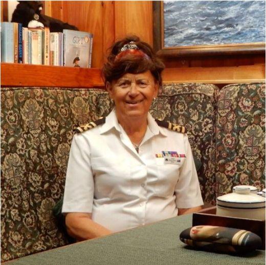 Portrait of Sarah Parry AM